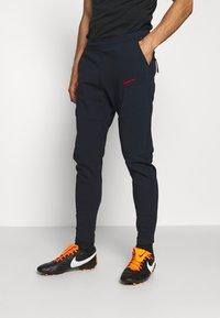 Nike Performance - FRANKREICH FFF PANT - Equipación de selecciones - dark obsidian/university red - 0