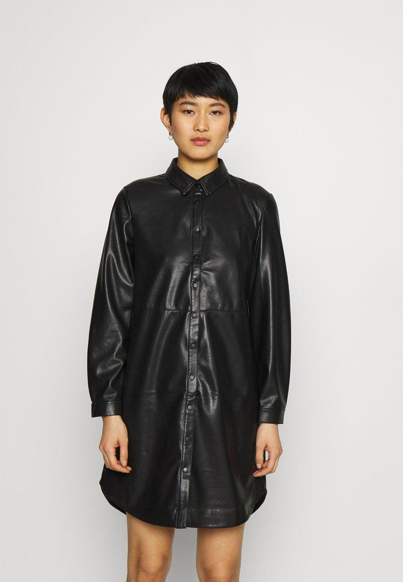 comma - Day dress - black