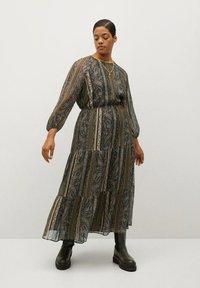 Violeta by Mango - DAVID - Maxi dress - braun - 1