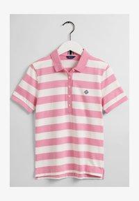 GANT - Polo shirt - pink - 1