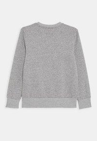 Converse - AMERICANA SHOES CREW - Sweatshirt - dark grey heather - 1