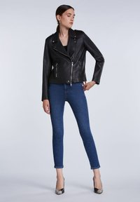 SET - Jeans Skinny Fit - darkblue denim - 4