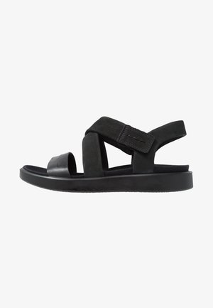FLOWT - Walking sandals - black