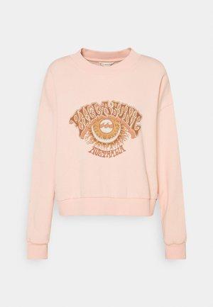 SUNNY WAVE - Sweatshirt - peachy daze