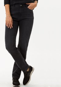 BRAX - Straight leg jeans - gray - 0