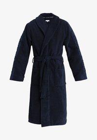 Calvin Klein Underwear - ROBE - Dressing gown - blue - 3