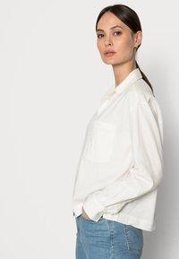 Marc O'Polo - BLOUSE - Button-down blouse - cotton white - 3