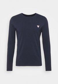 CORE TEE - Long sleeved top - blau