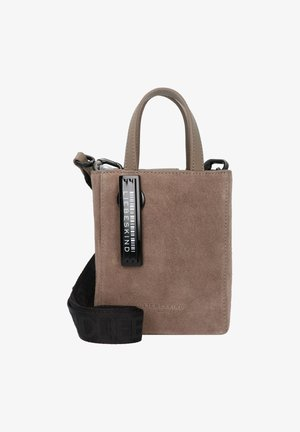 Handbag - light cement