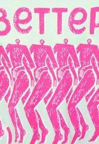 Dedicated - MYSEN BETTER TOGETHER  - Print T-shirt - surf spray - 5