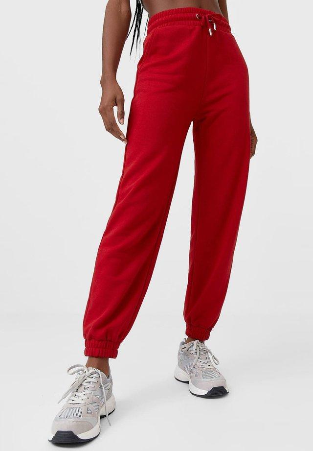 Pantaloni sportivi - red