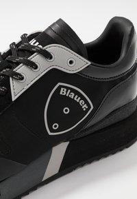 Blauer - MYRTLE - Joggesko - black - 2