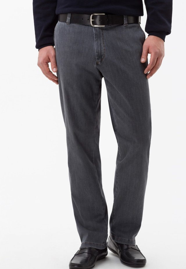 STYLE JIM - Jeans a sigaretta - gray