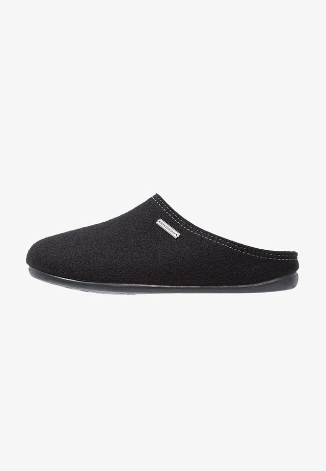 JON - Slippers - schwarz