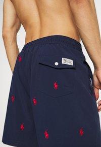 Polo Ralph Lauren - TRAVELER SHORT - Shorts da mare - newport navy - 3