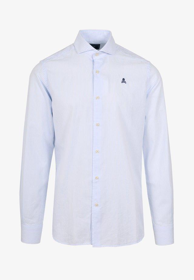 Camisa - skyblue stripes
