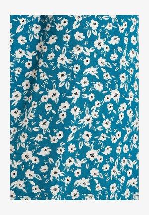 FLORALE - Shorts - blue