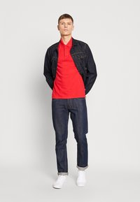 Napapijri - ELBAS - Polo - bright red - 1