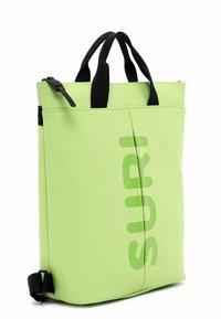 SURI FREY - Rucksack - light green - 3
