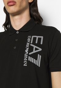 EA7 Emporio Armani - Poloshirts - black - 4