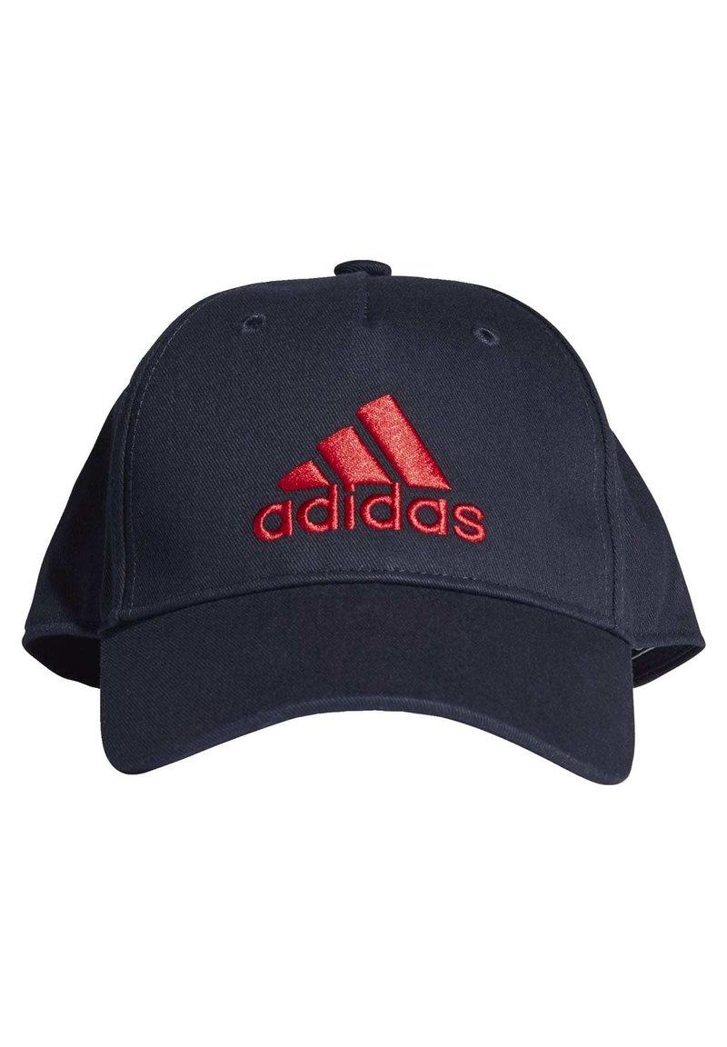 adidas Performance - GRAPHIC CAP - Cap - blue