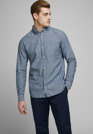 SLIM FIT  - Chemise - navy blazer