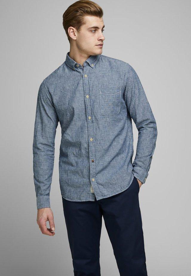 SLIM FIT  - Skjorter - navy blazer