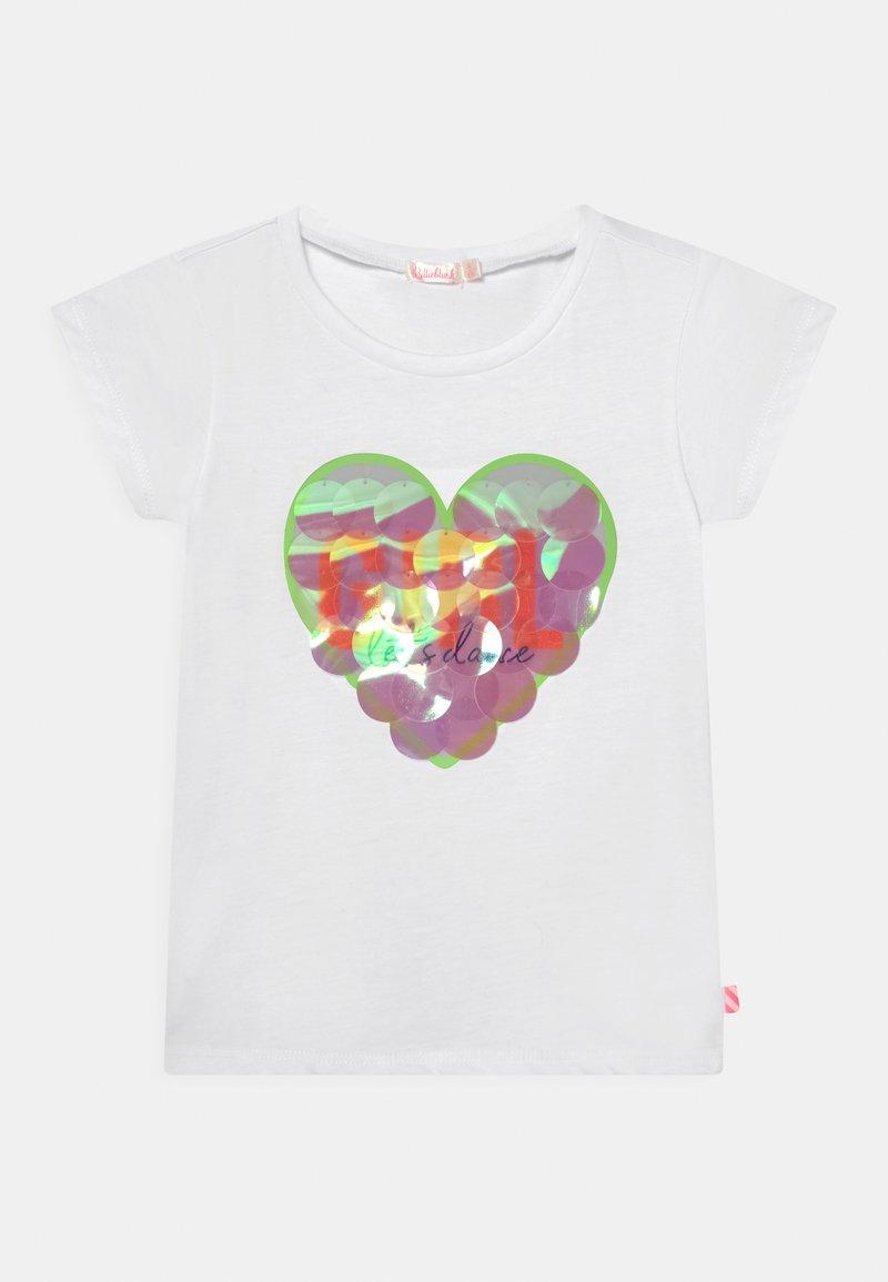 Billieblush - Camiseta estampada - white