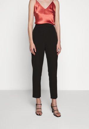 CADY KRISTEN ELASTIC PANT - Pantaloni - black