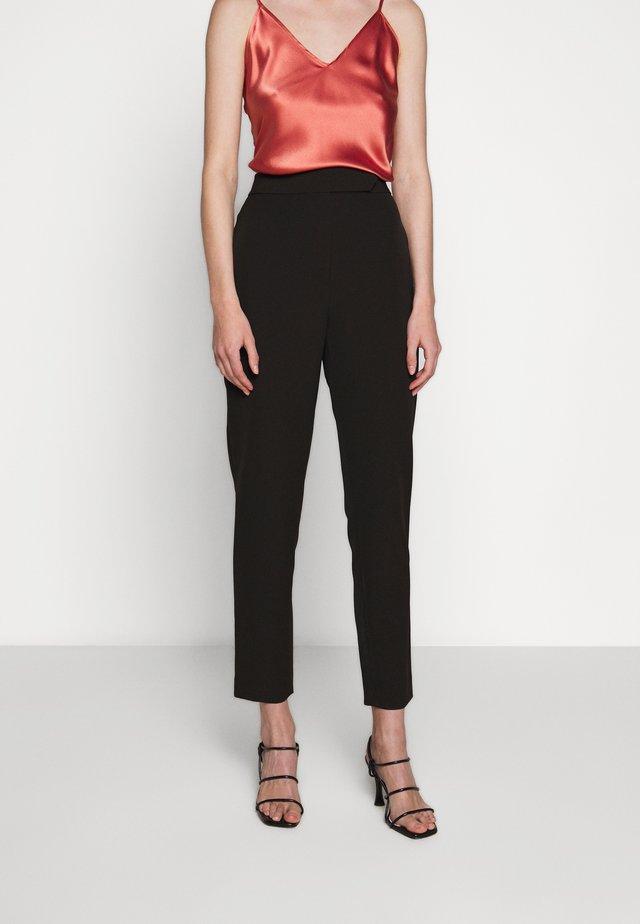 CADY KRISTEN ELASTIC PANT - Kalhoty - black