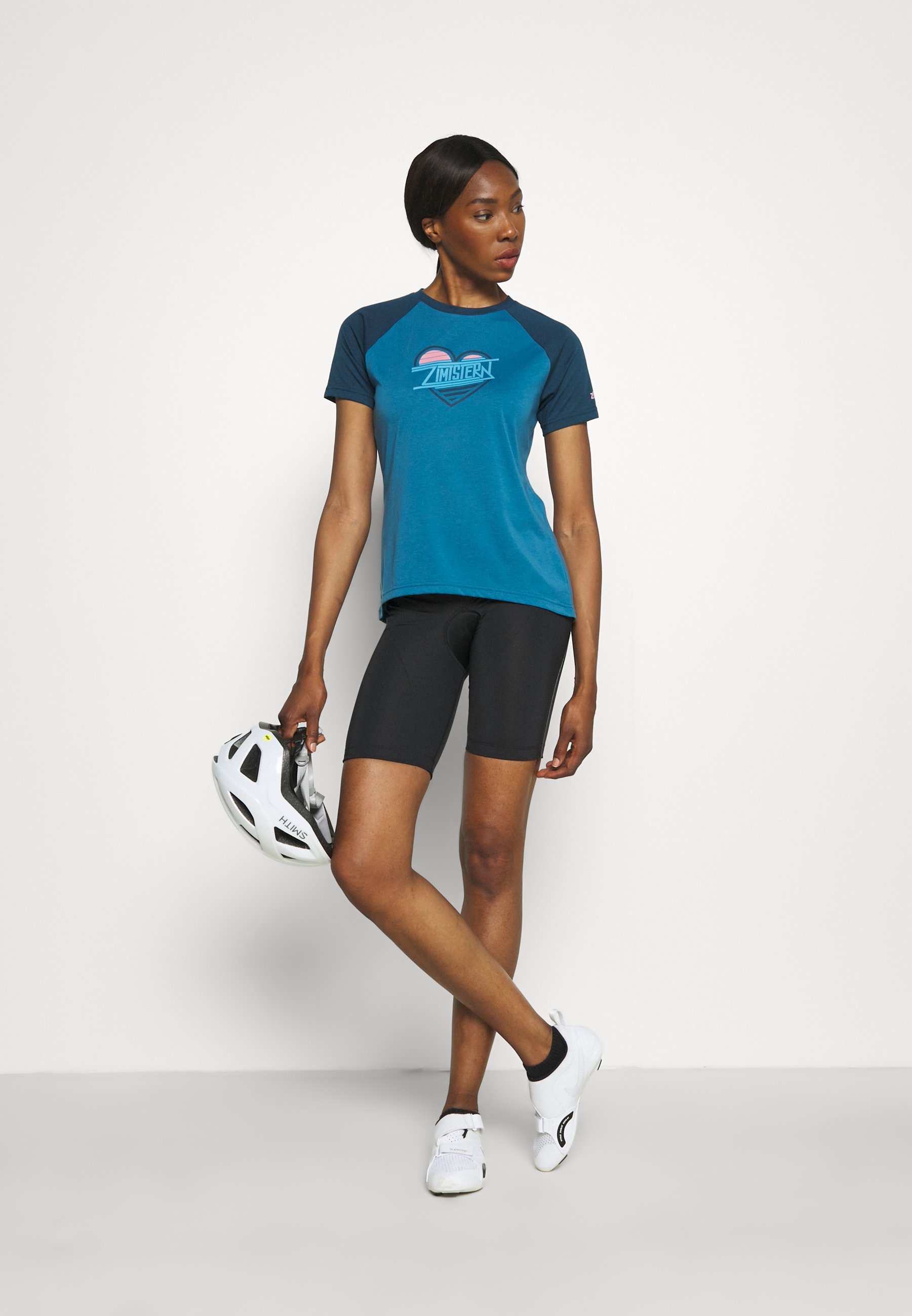 Femme HEARTZ TEE - T-shirt imprimé