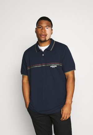 SHAKER  - Polo shirt - navy blazer