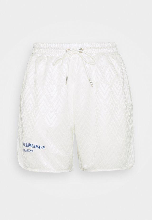 FOOTBALL - Short - off white
