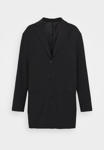 Short coat - black