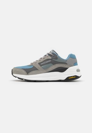 GLOBAL JOGGER - Trainers - gray/blue