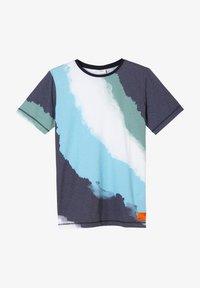 s.Oliver - Print T-shirt - aqua - 0