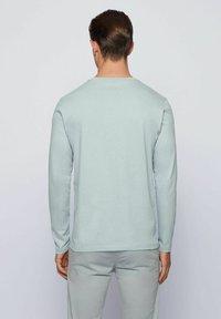 BOSS - Long sleeved top - light grey - 2