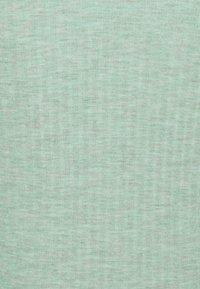 ONLY - ONLEMMA HIGH NECK - Bluzka z długim rękawem - chinois green melange - 2