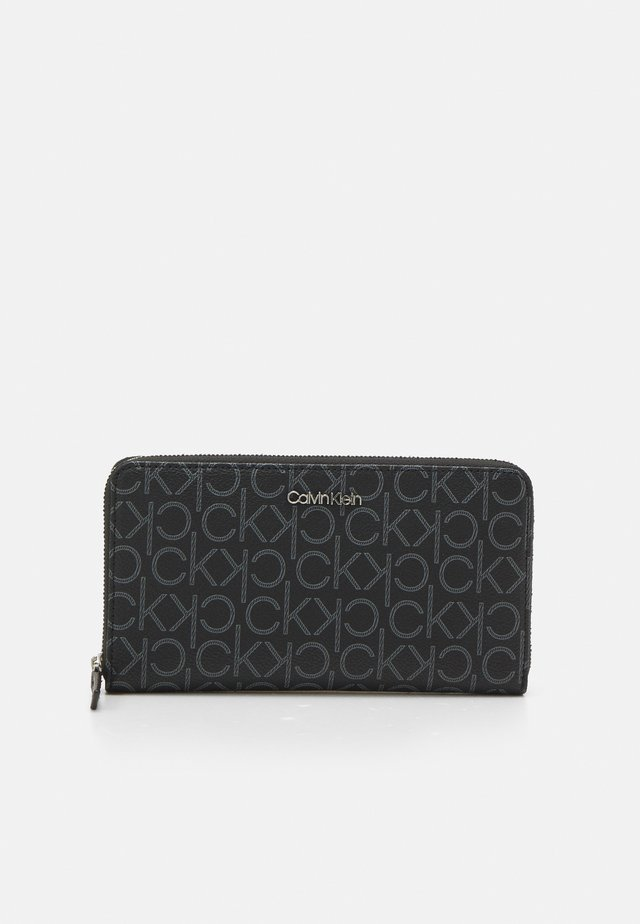 WALLET MONOGRAM - Portefeuille - black