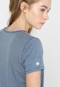 Cotton On Body - GYM - Jednoduché triko - steel blue - 5