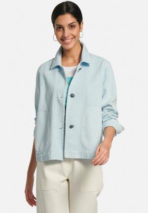Summer jacket - bleu