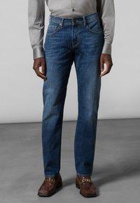 Baldessarini - 5-POCKET JACK - Straight leg jeans - blue fashion - 1