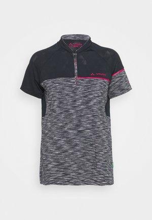 ALTISSIMO - Print T-shirt - black