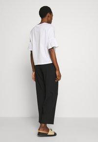 WEEKEND MaxMara - ORLANDA - Camiseta estampada - weiss - 2