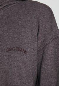 BDG Urban Outfitters - ZIP THROUGH HOODIE - Sweat à capuche zippé - grape - 4