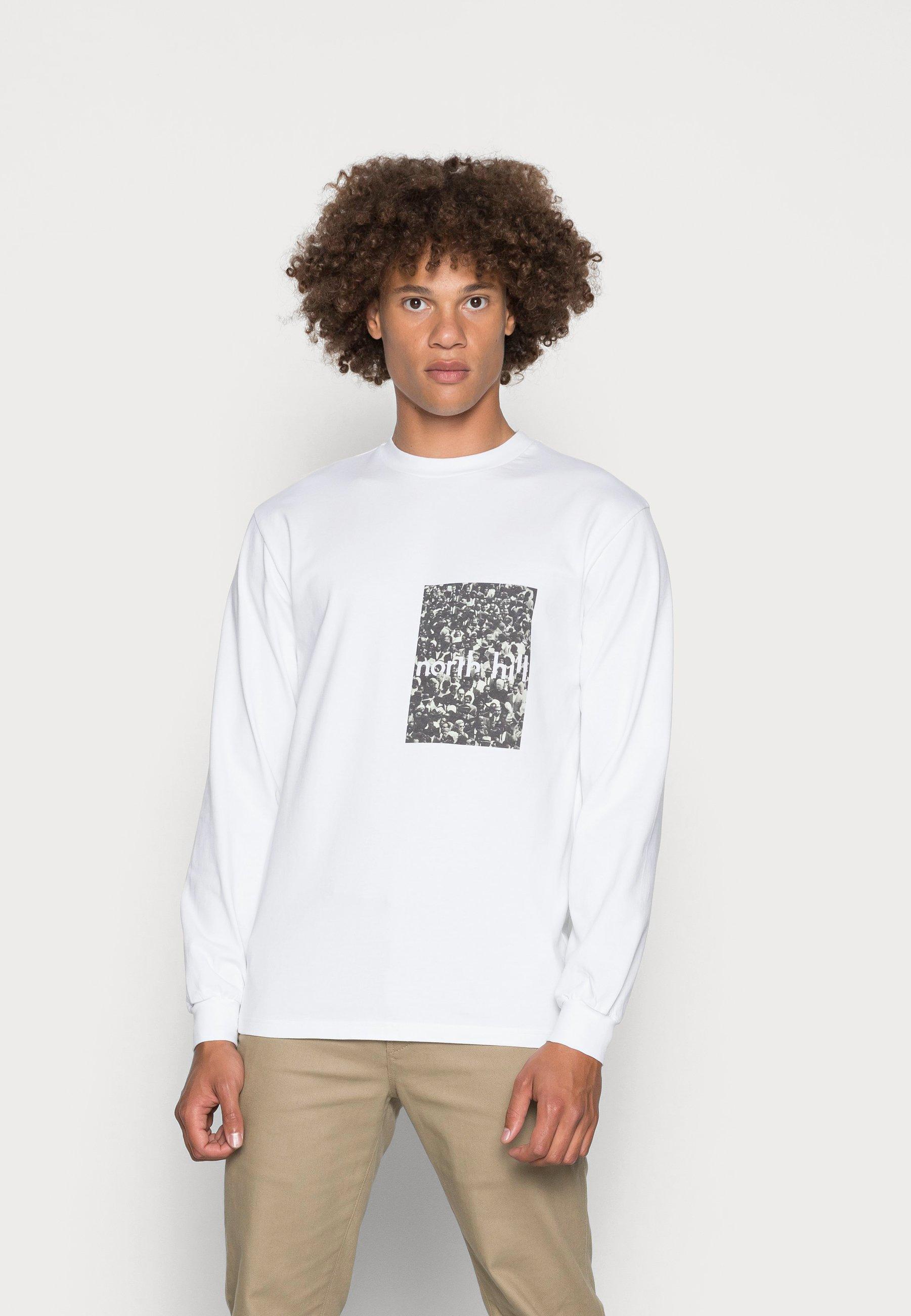 Men CROWD LONGSLEEVE - Long sleeved top