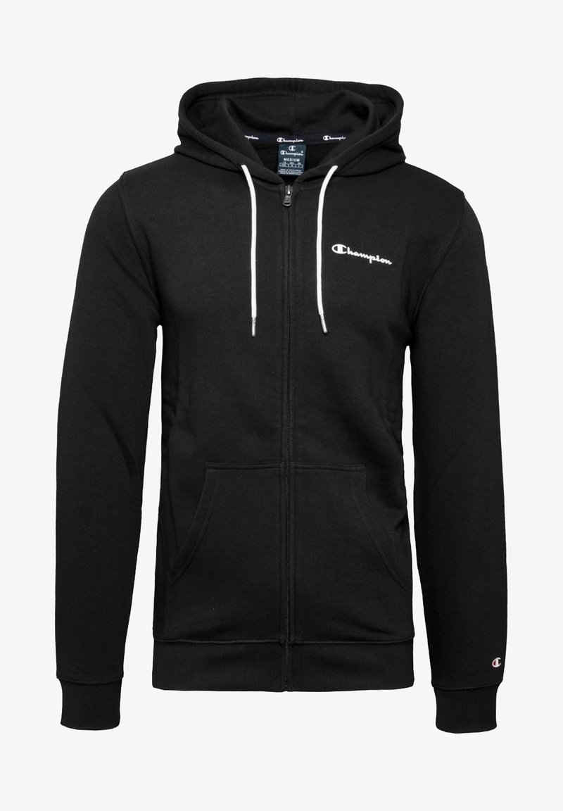 Champion - Zip-up sweatshirt - black