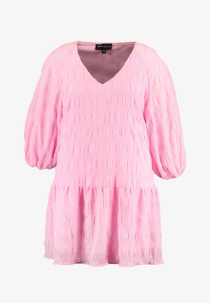 Day dress - bright pink