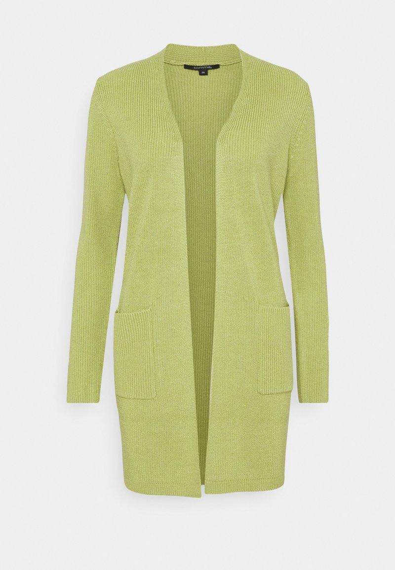 comma - Cardigan - spring green