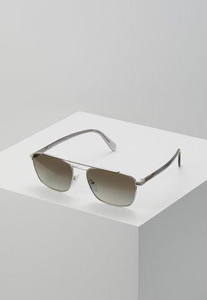 Solbriller - brown/silver-coloured